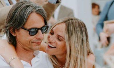 Inzaghi e Angela, è nato Edoardo