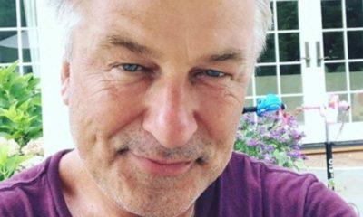 selfie attore alec baldwin