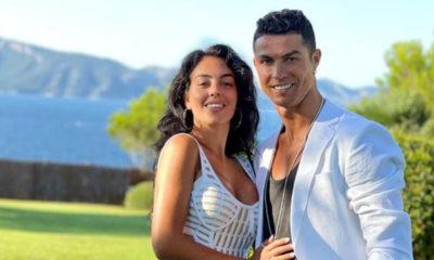 ronaldo e georgina foto instagram